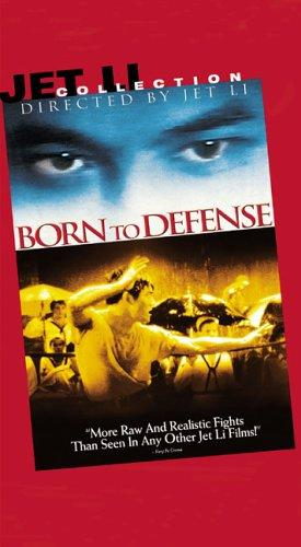 Born to Defense kapak