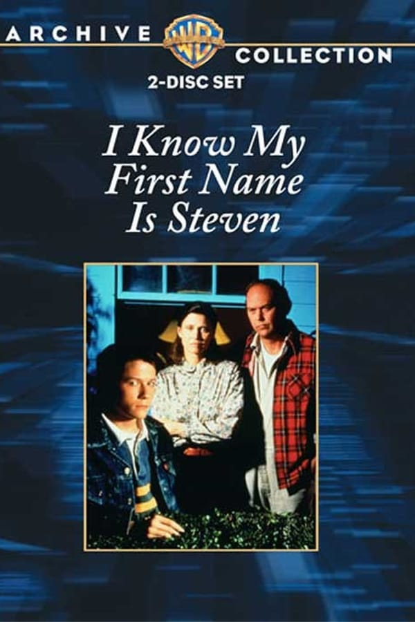 I Know My First Name Is Steven kapak