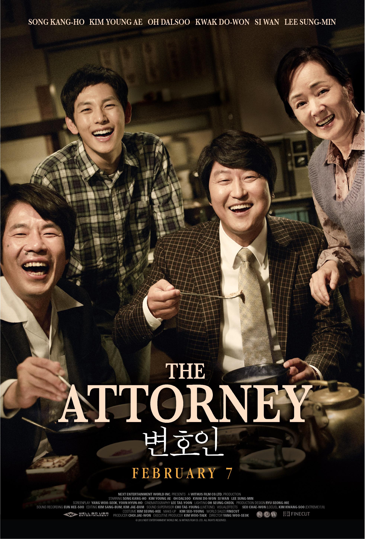 The Attorney kapak