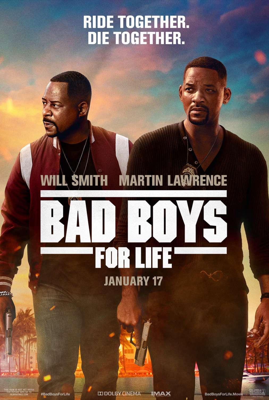 Bad Boys for Life kapak