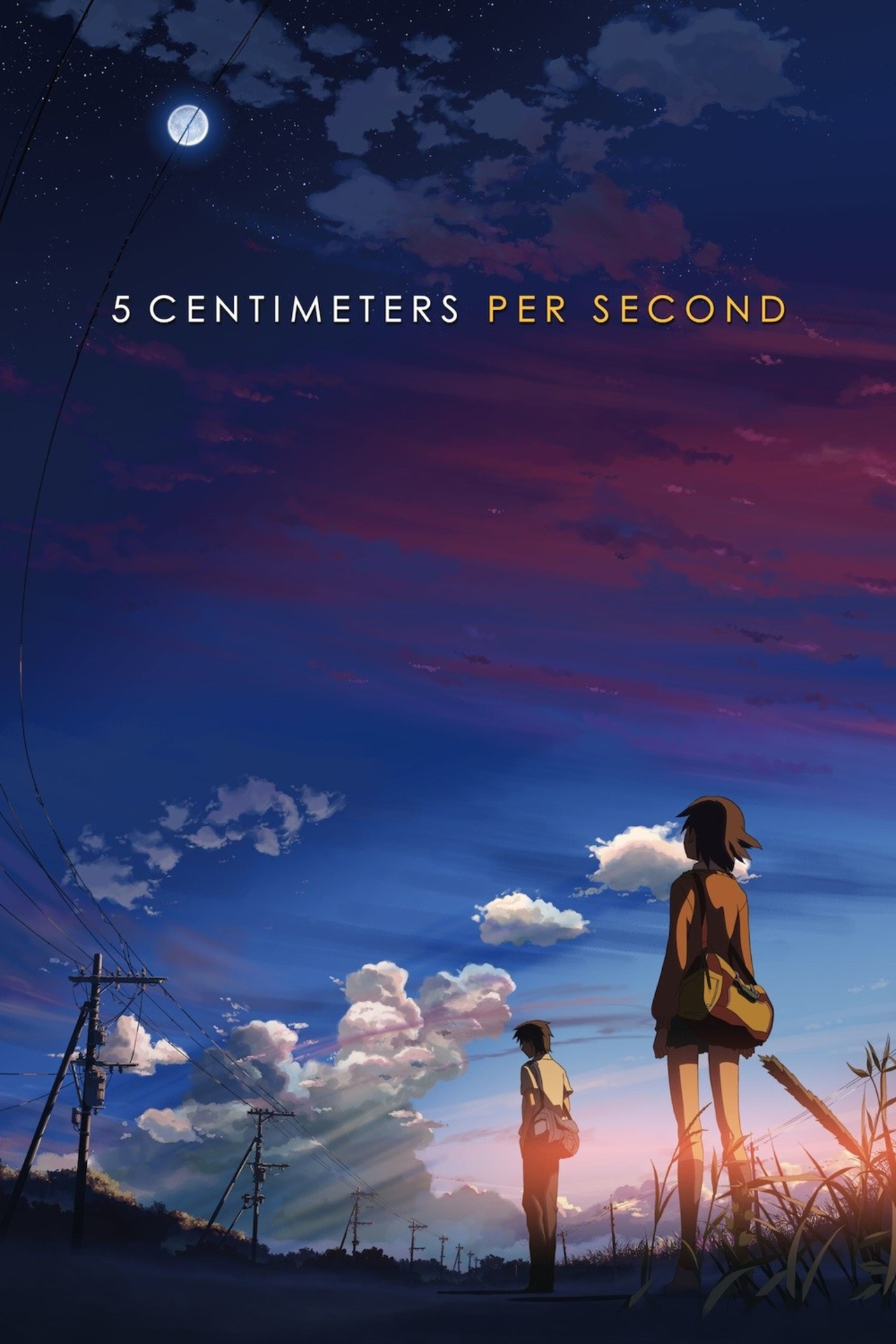 5 Centimeters Per Second kapak