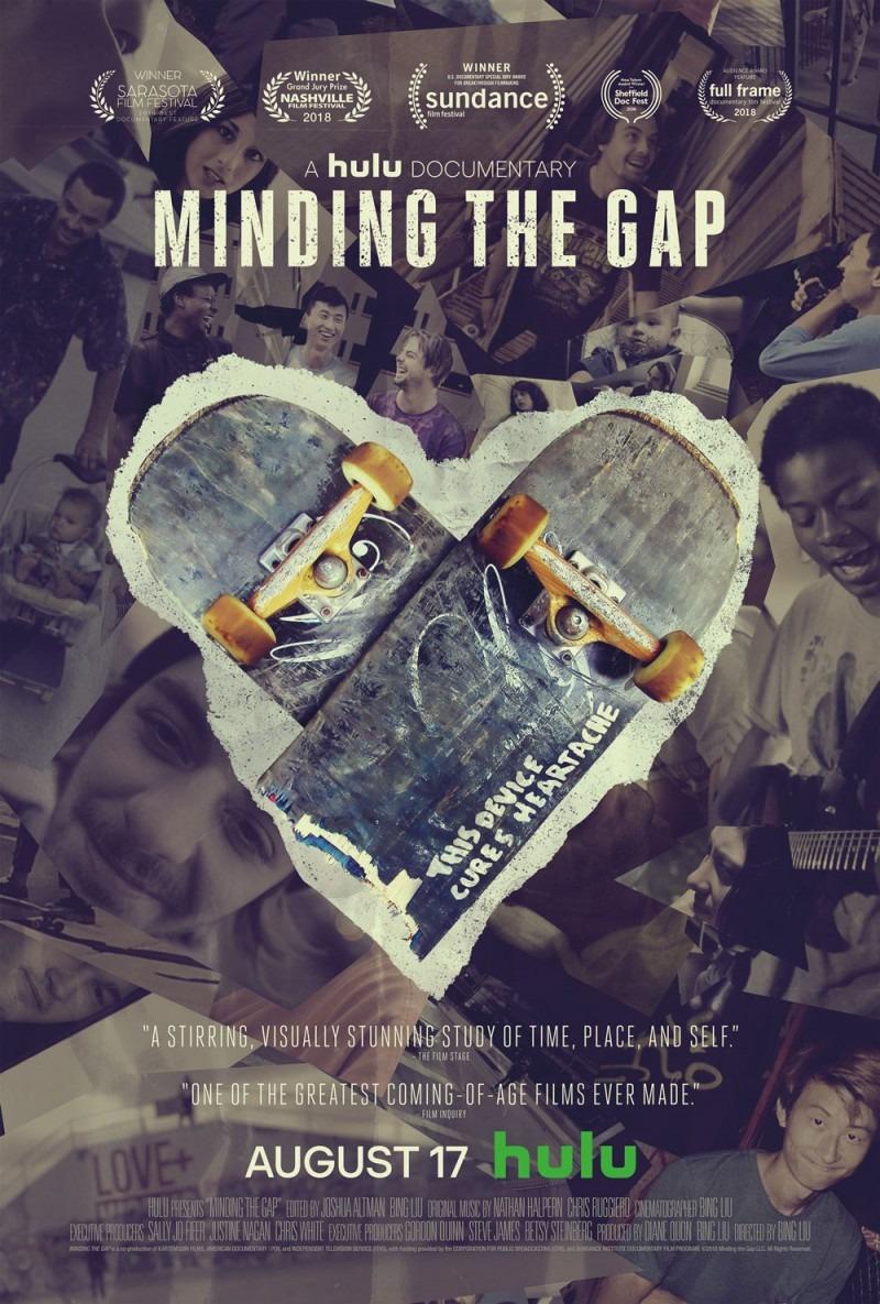 Minding the Gap kapak