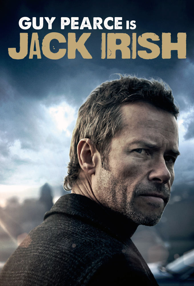 Jack Irish kapak