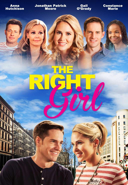 The Right Girl kapak