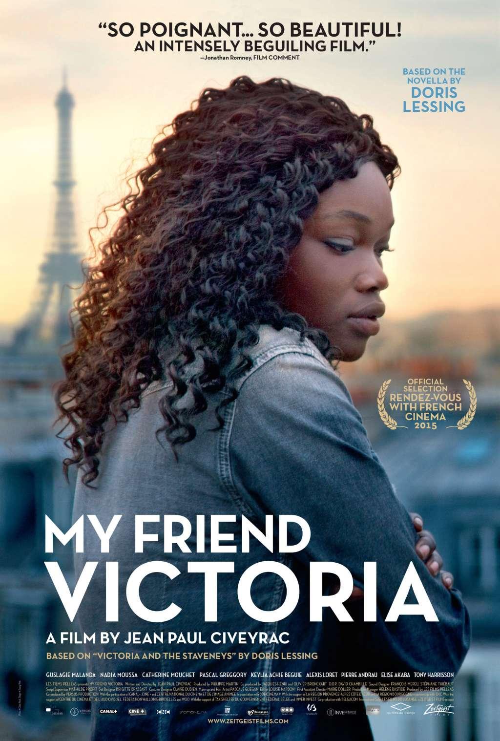 My Friend Victoria kapak