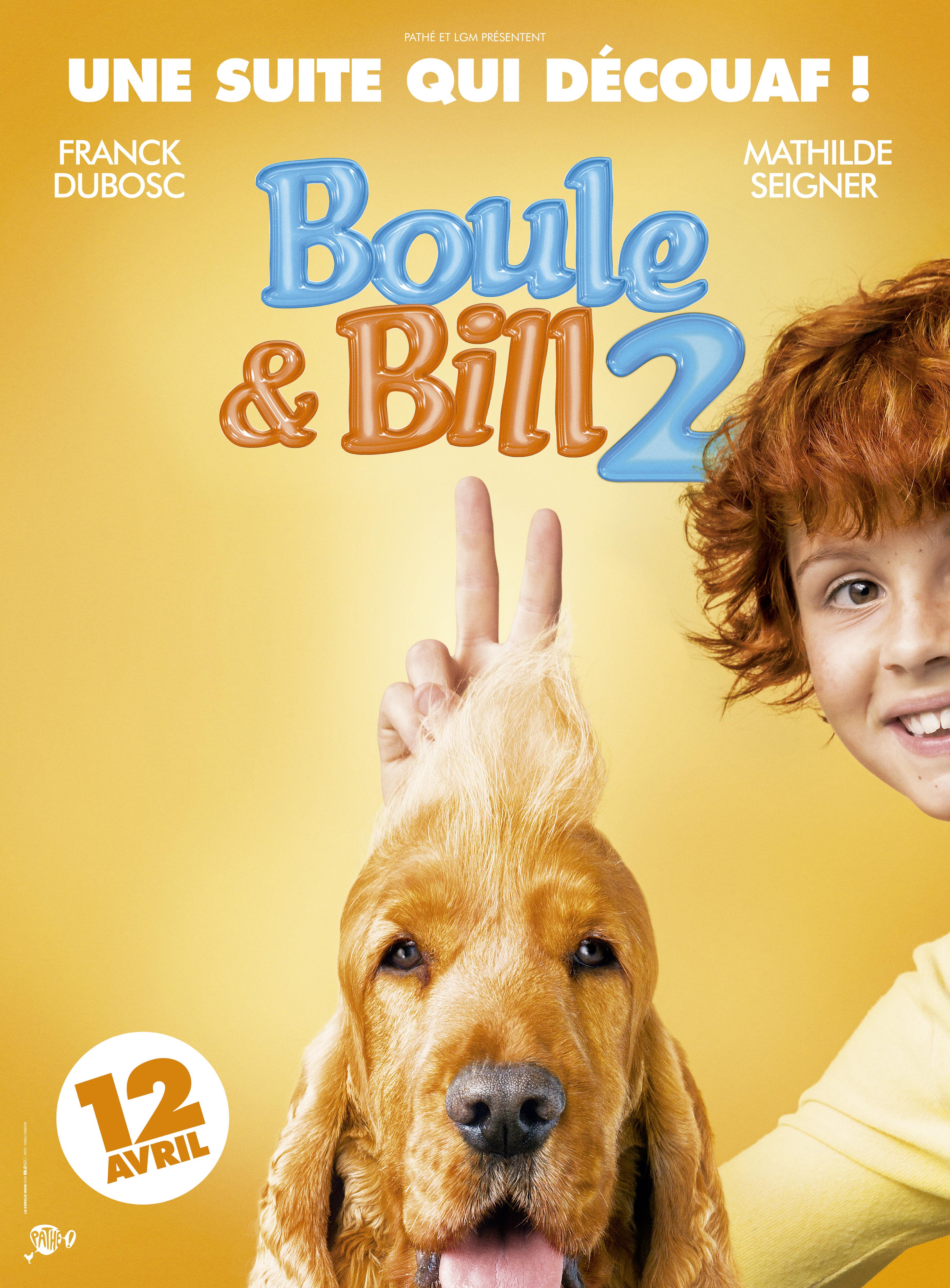 Boule & Bill 2 kapak