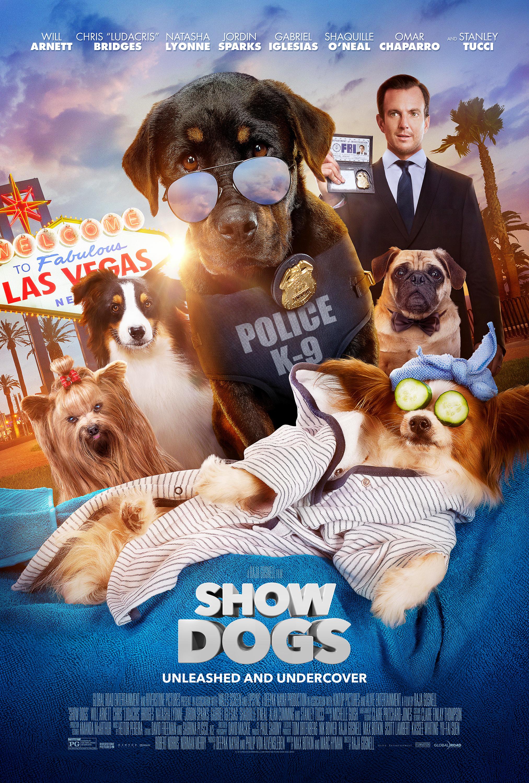 Show Dogs kapak