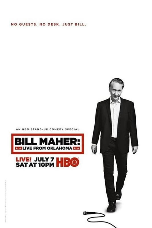 Bill Maher: Live from Oklahoma kapak