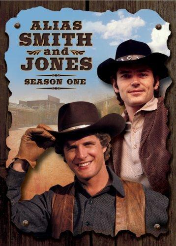 Alias Smith and Jones kapak