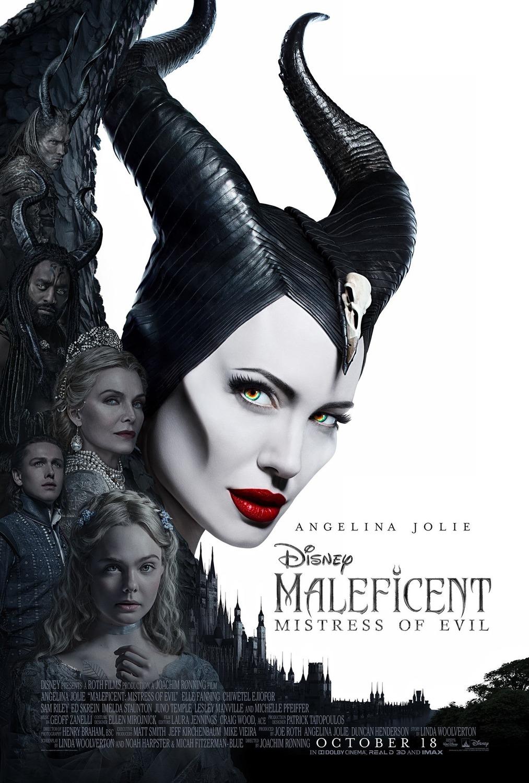 Maleficent: Mistress of Evil kapak