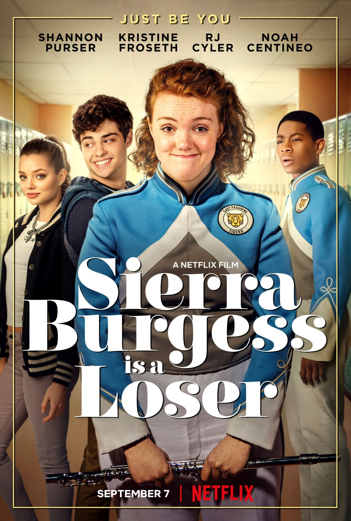 Sierra Burgess Is a Loser kapak