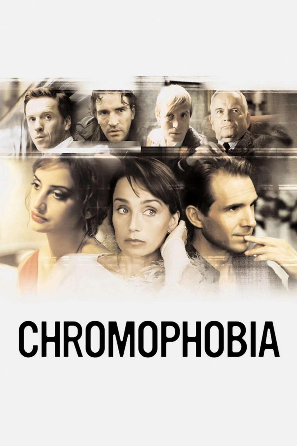 Chromophobia kapak