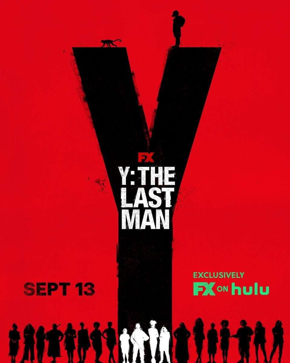 Y: The Last Man kapak