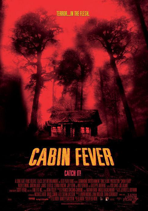 Cabin Fever kapak