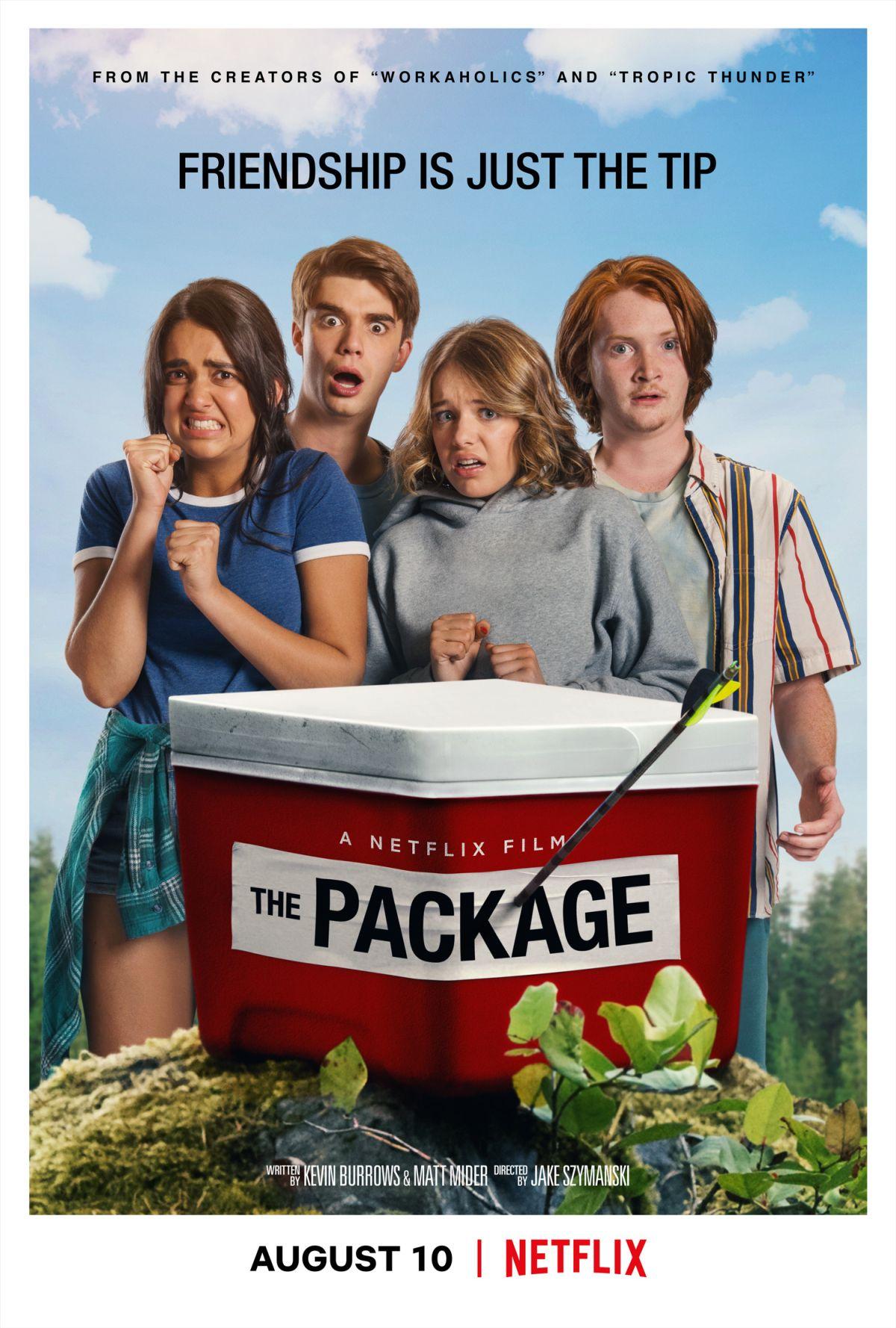 The Package kapak
