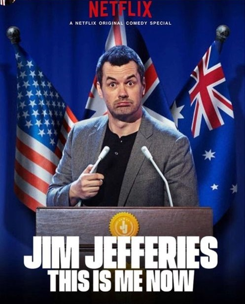 Jim Jefferies: This Is Me Now kapak
