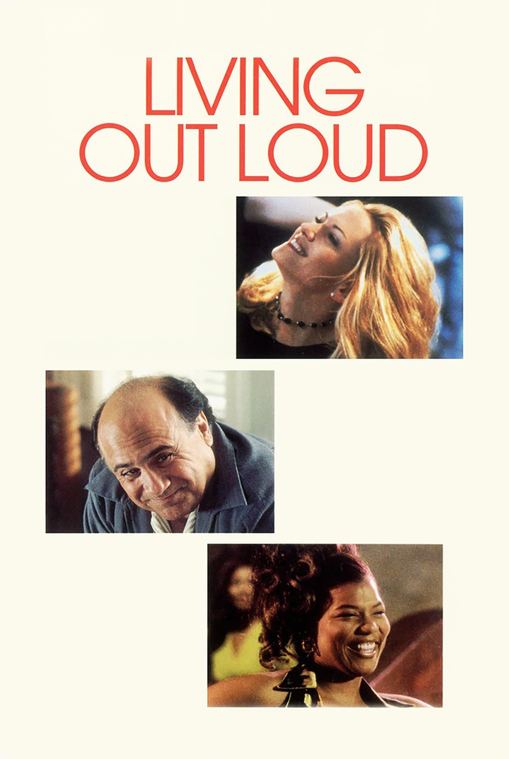 Living Out Loud kapak
