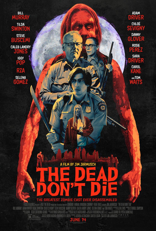 The Dead Don't Die kapak