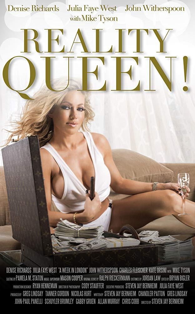 Reality Queen! kapak