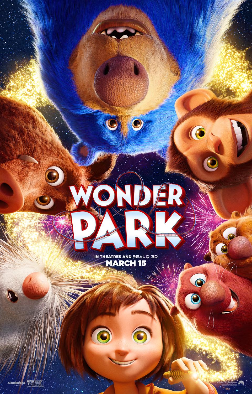 Wonder Park kapak
