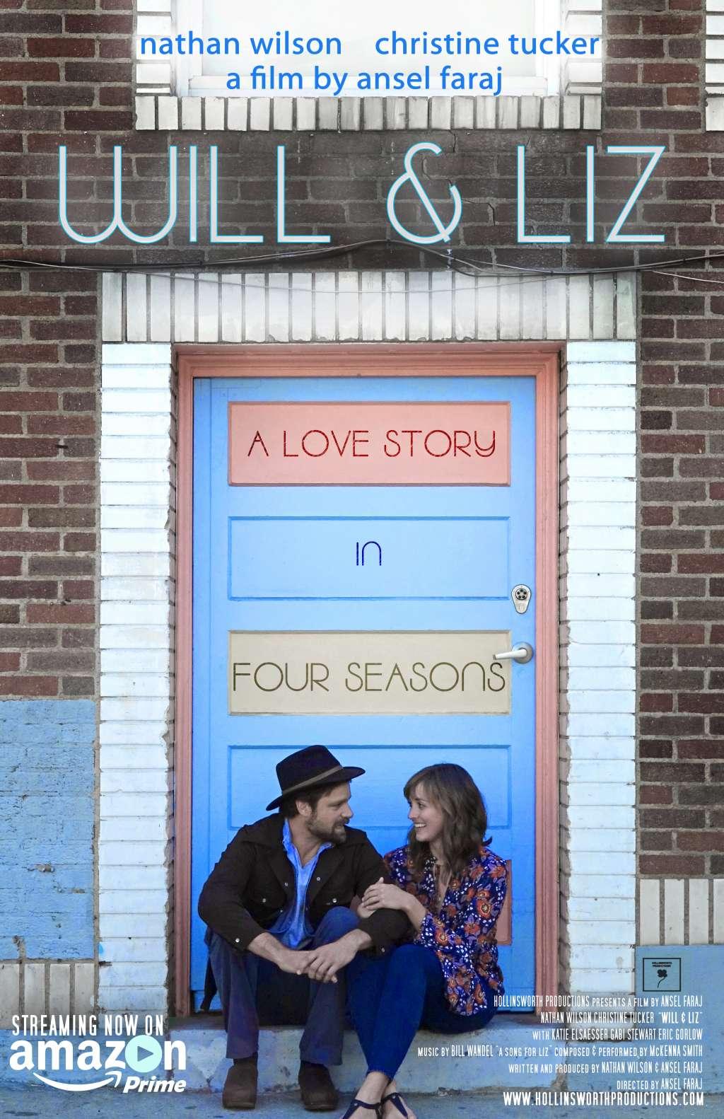 Will & Liz kapak
