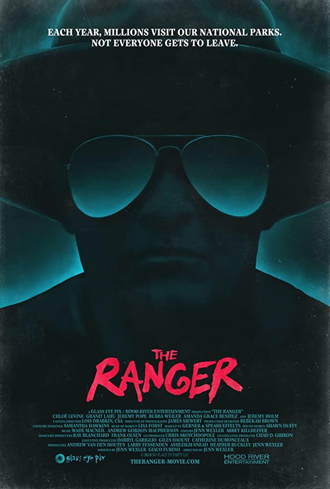 The Ranger kapak