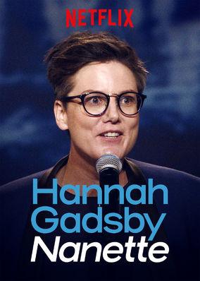 Hannah Gadsby: Nanette kapak