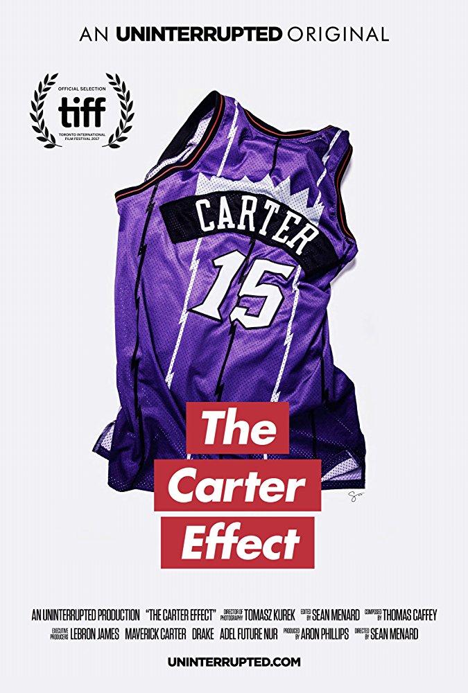 The Carter Effect kapak