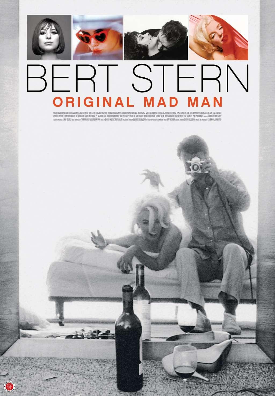 Bert Stern: Original Madman kapak