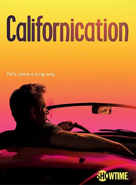 Californication kapak