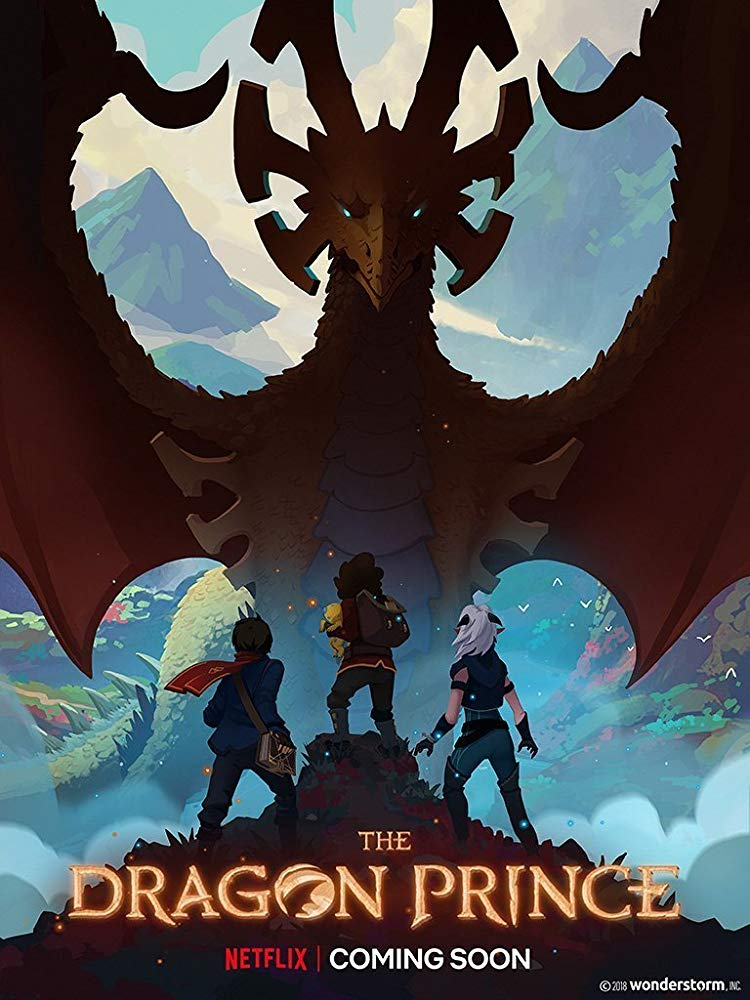 The Dragon Prince kapak