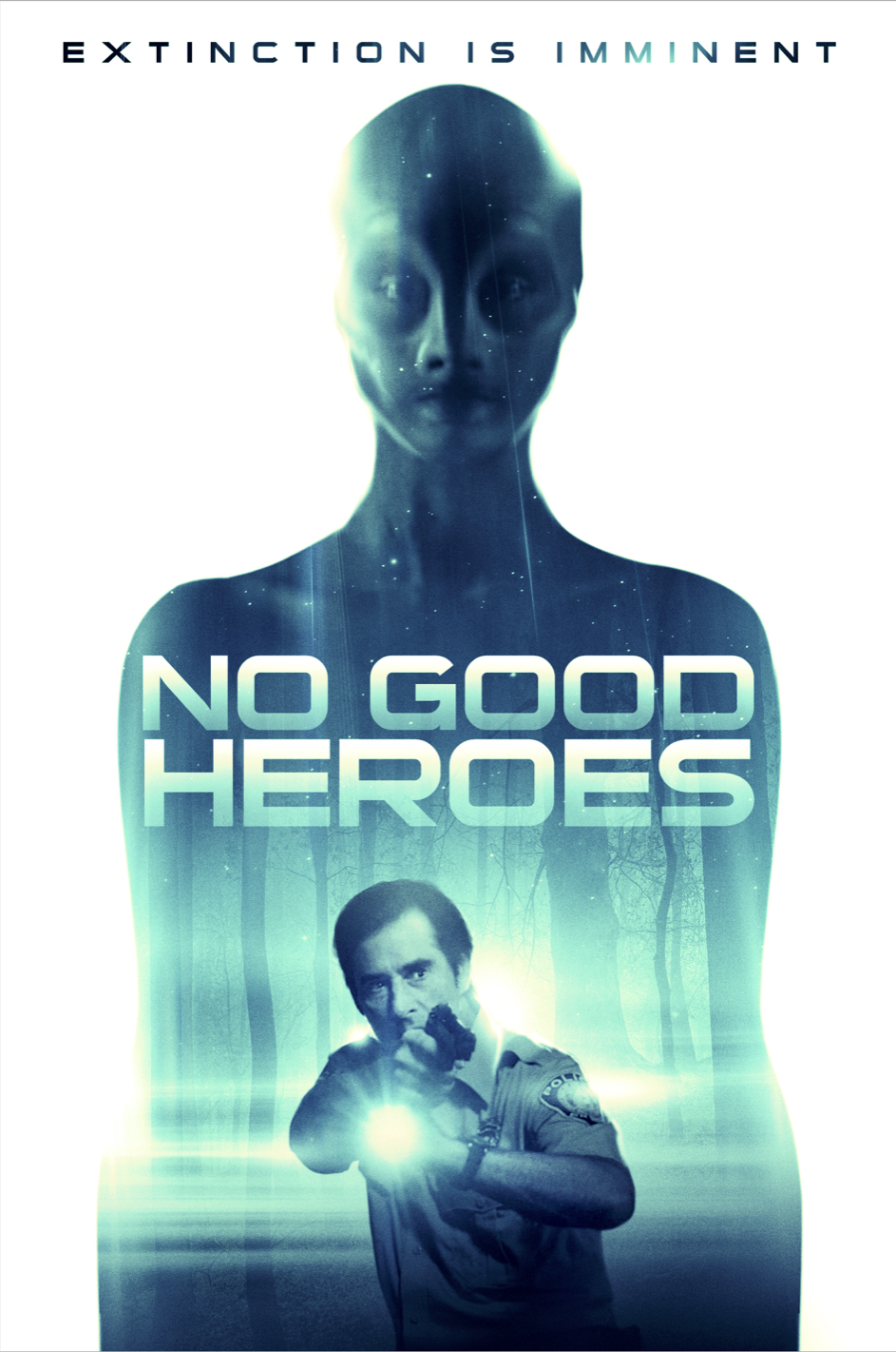 No Good Heroes kapak