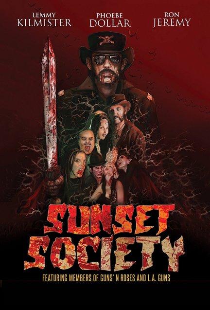 Sunset Society kapak