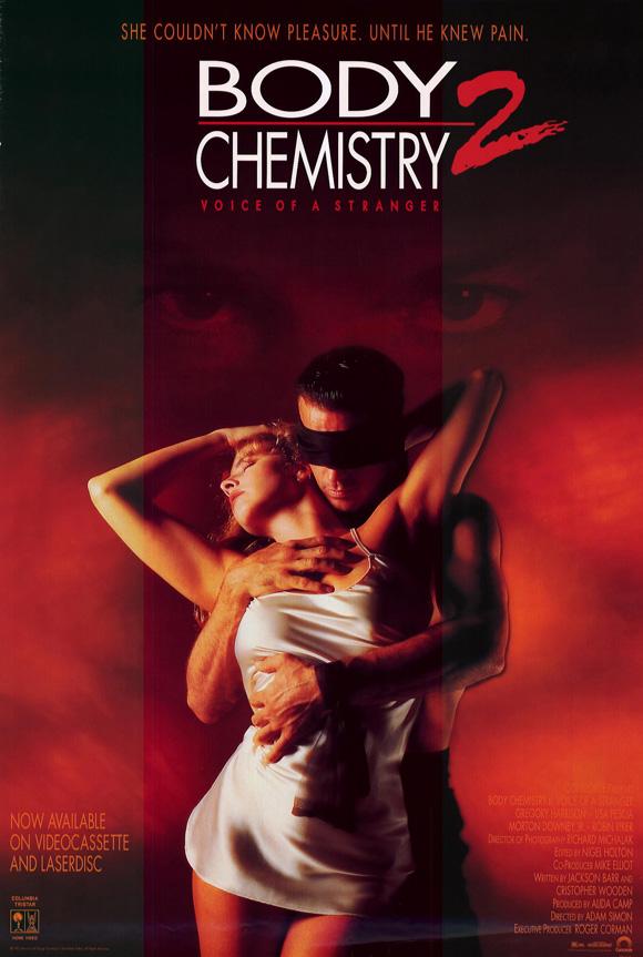 Body Chemistry II: The Voice of a Stranger kapak