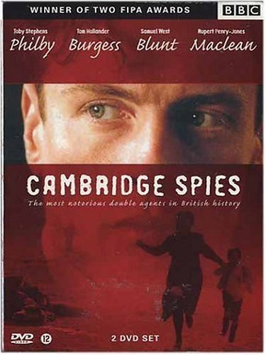 Cambridge Spies kapak