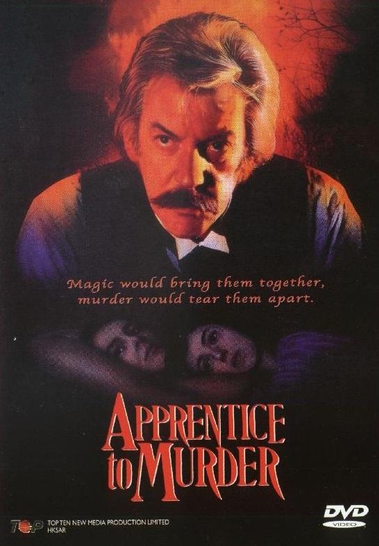Apprentice to Murder kapak