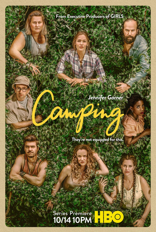 Camping kapak