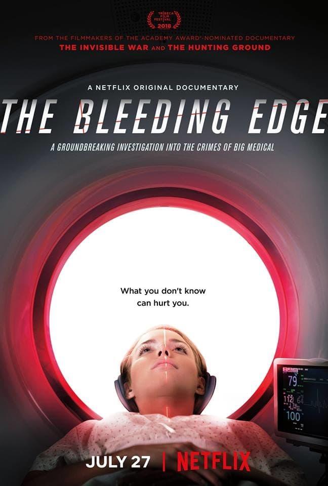 The Bleeding Edge kapak