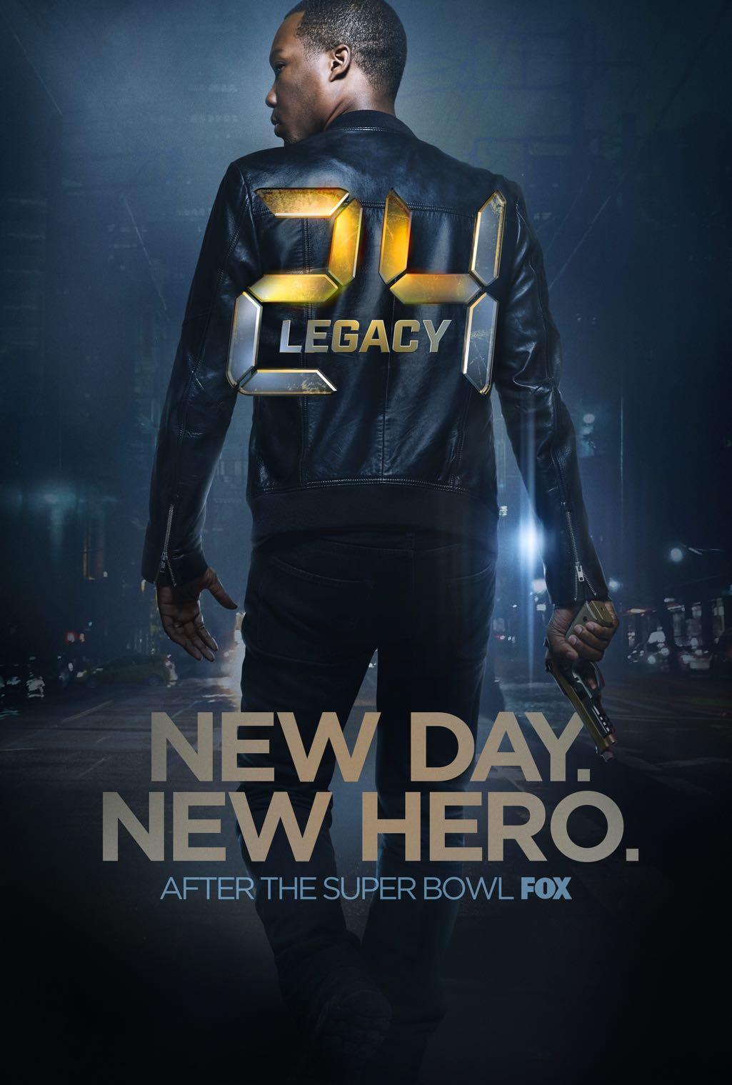 24: Legacy kapak
