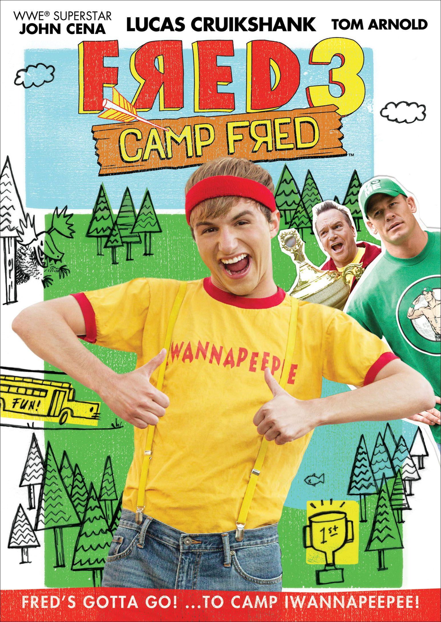 Camp Fred kapak