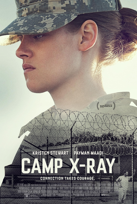 Camp X-Ray kapak