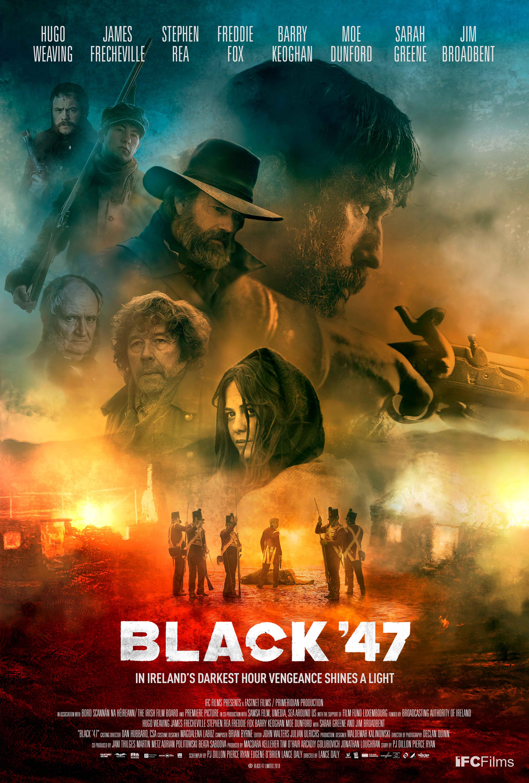 Black '47 kapak