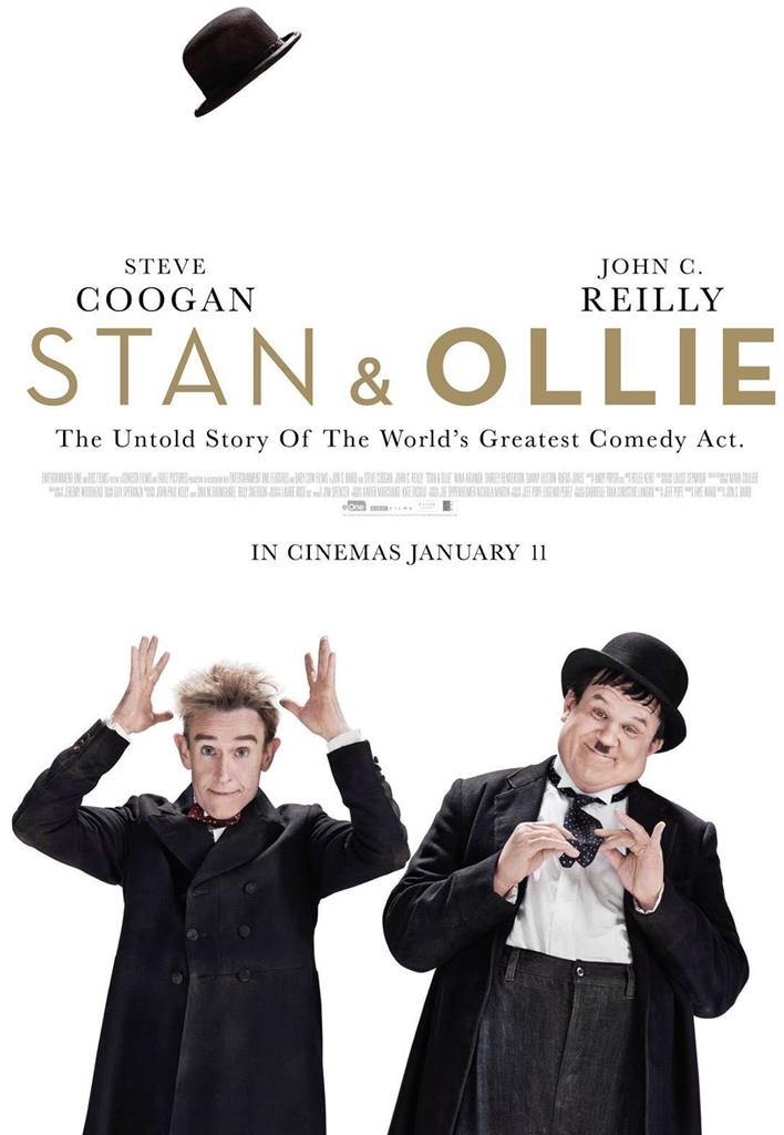 Stan & Ollie kapak