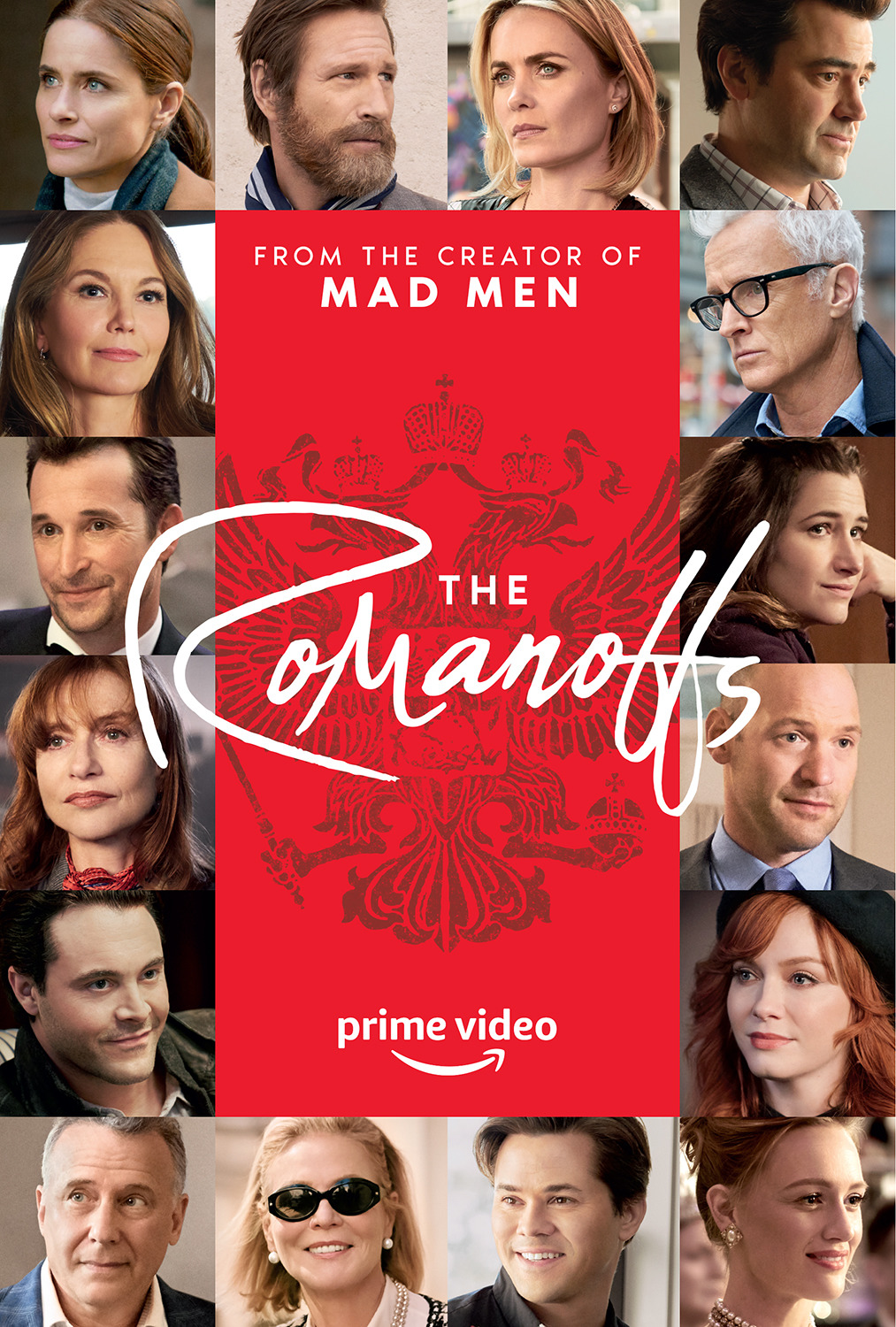 The Romanoffs kapak
