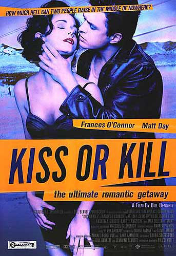 Kiss or Kill kapak