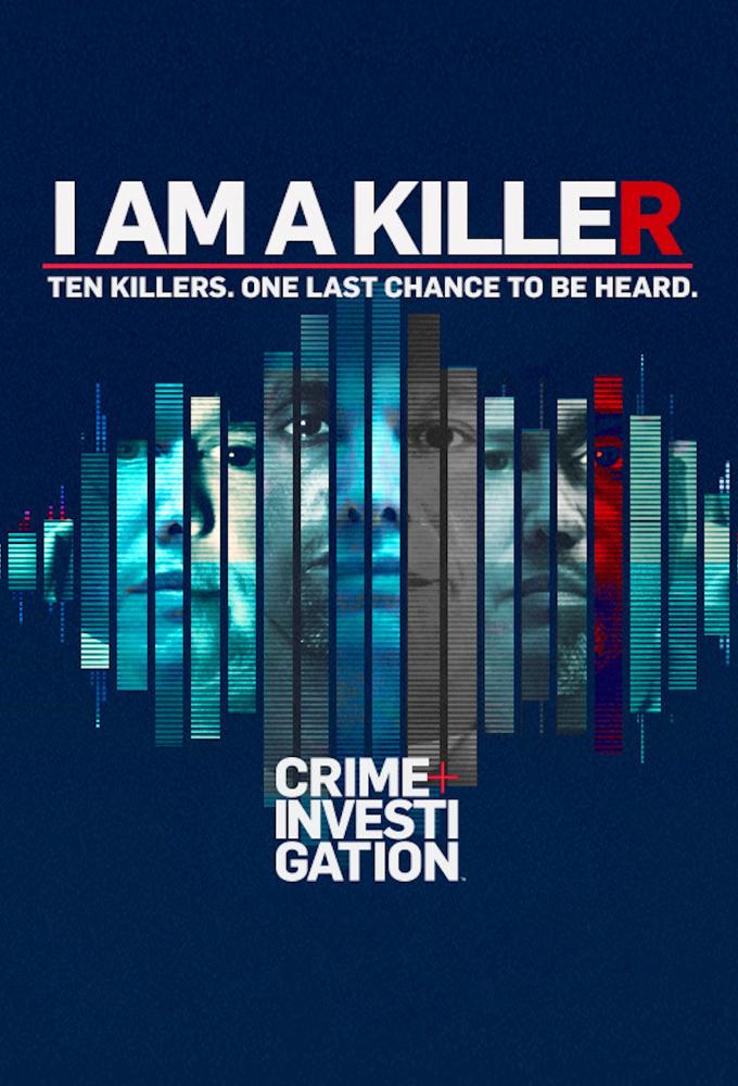 I Am a Killer kapak