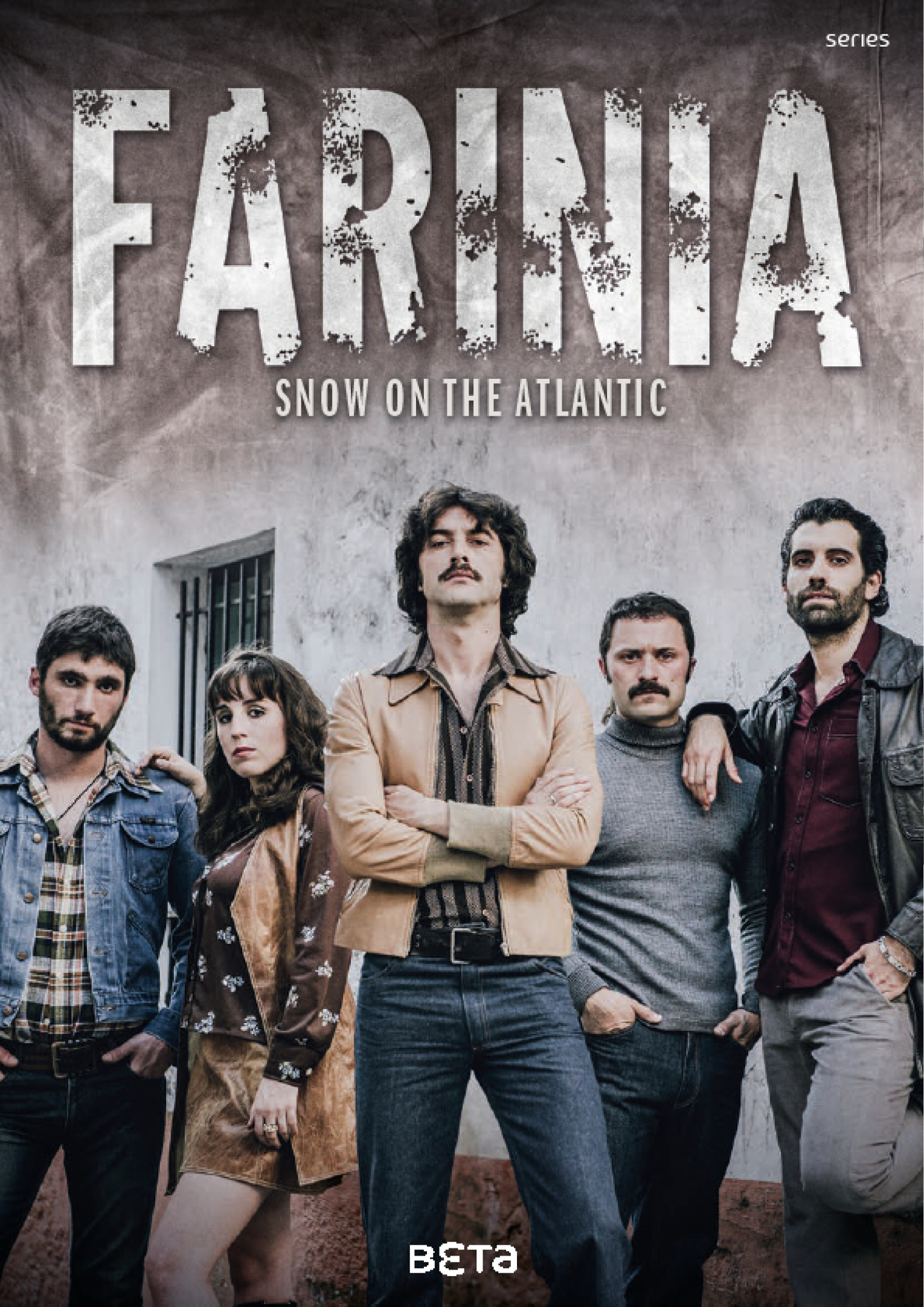 Farinia: Snow on the Atlantic kapak