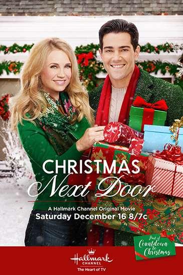 Christmas Next Door kapak