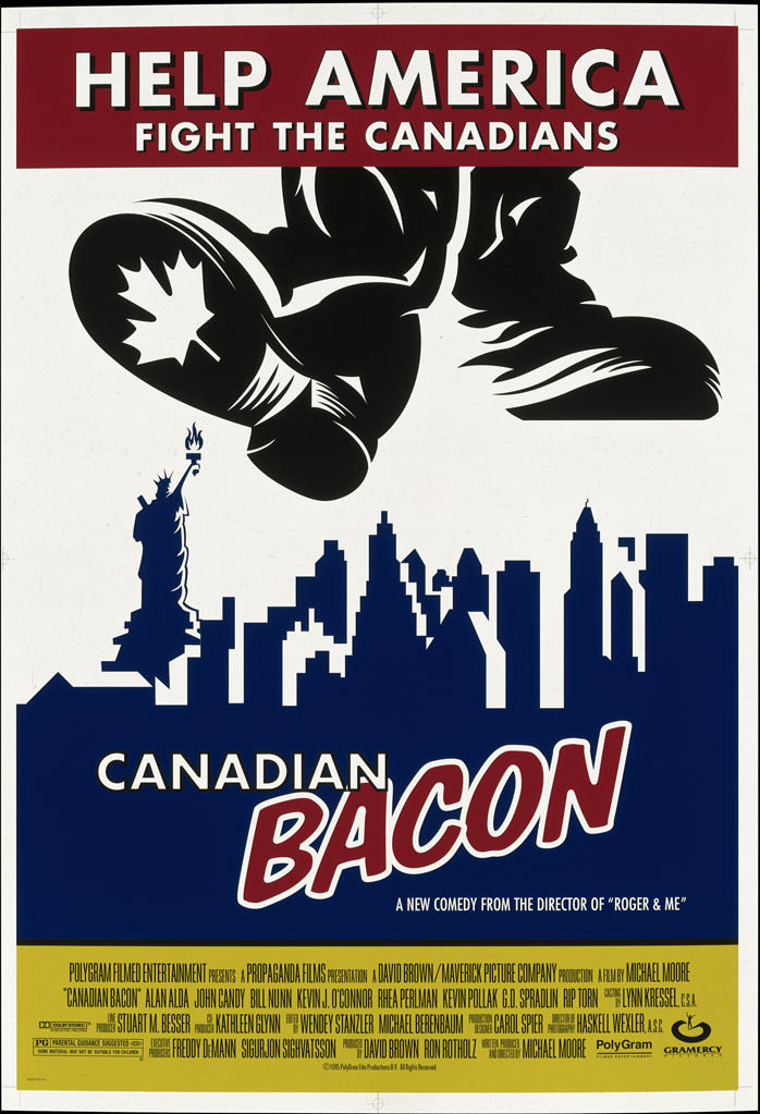 Canadian Bacon kapak