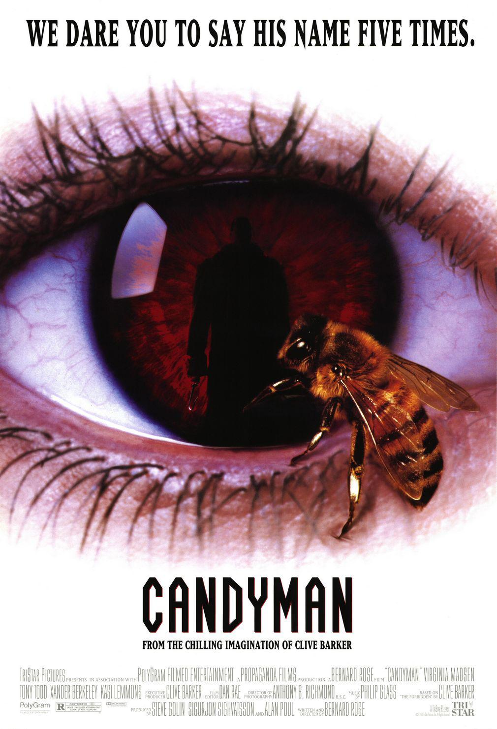 Candyman kapak